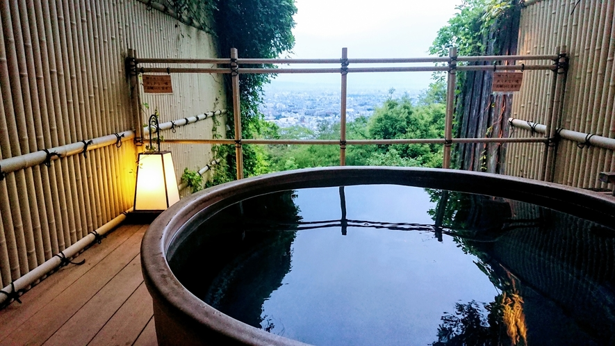 貸切露天風呂【杜の湯】
