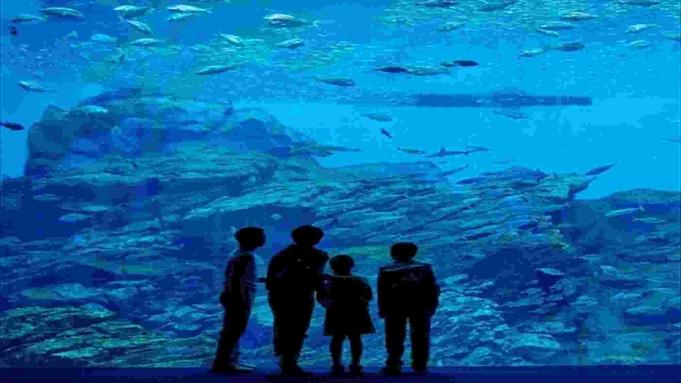 【室数限定】仙台うみの杜水族館チケット引換券付プラン♪≪朝食付き≫