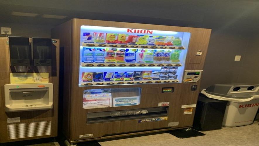 ◆自動販売機 ホテル棟1階 ソフトドリンク