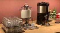◆朝食 コーヒー、牛乳