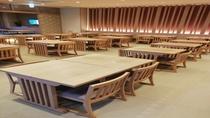 ◆レストラン会場 『Hatago』  6:30~9:30(最終入9:00)