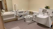 ◆多目的トイレ スパ棟1階