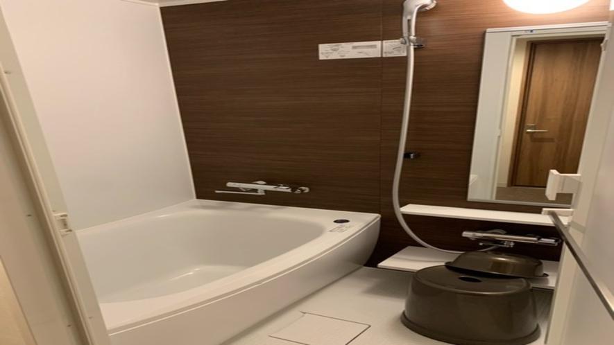 ◆ハリウッドツイン浴室(このお部屋タイプにはバスタブがございます)