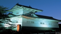 ◆≪仙台城跡≫天守台跡からは100万都市仙台の素晴らしい眺望が望めます。