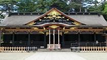 ◆≪大崎八幡宮≫1607年、伊達政宗公によって創建され国宝指定の建造物です。
