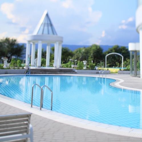【ガーデンプール】夏休みの期間限定営業★