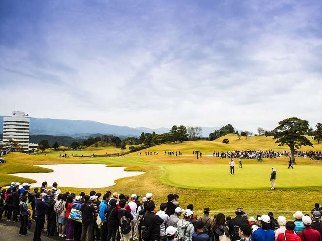 2015日本シニアオープンゴルフ選手権競技開催