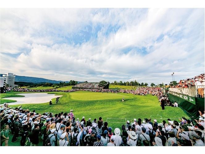 2019年第52回日本女子オープンゴルフ選手権競技開催