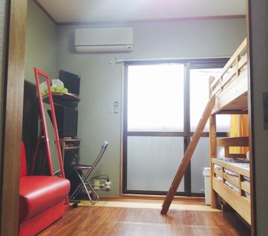 ツインルーム(個室)