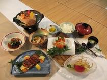 料理写真(きなさ水芭蕉プラン)