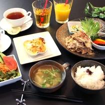 【ワンプレート夕食♪】