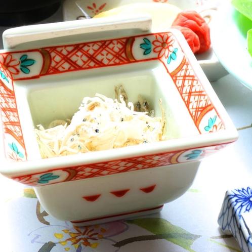 【朝食 小鉢】