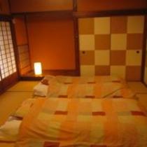 宿泊部屋(和室)