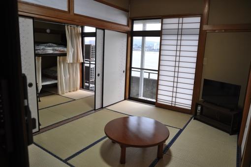 和室6畳×2間
