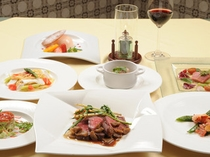 ◇-Superior-コースのお料理イメージ◇
