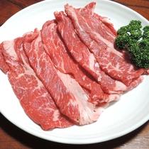 【夕食一例】海の幸だけではありません!佐賀牛のすき焼き☆
