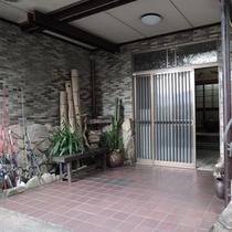 【玄関】ようこそ!漁家民宿 要太郎へ!