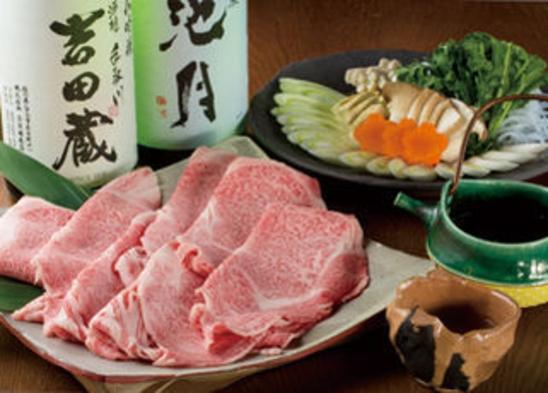 コラボプラン【すき焼がらん】能登牛すき焼を貸切宿で堪能♪最大7名◆Nishichaya旅音