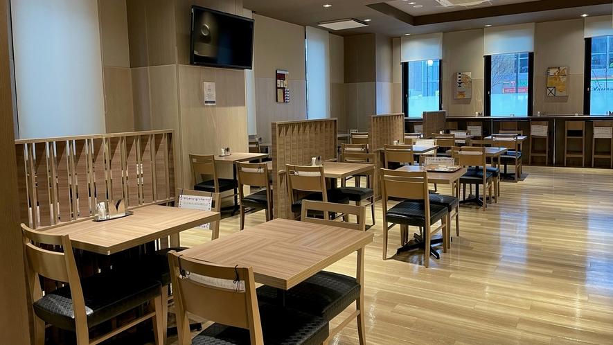 朝食レストラン「和み(なごみ)」