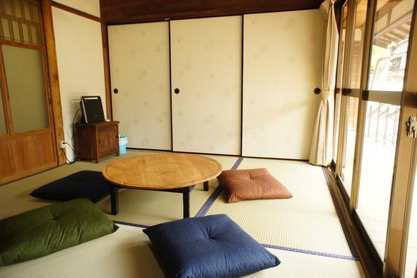個室利用 朝食無料セルフサービス