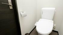 全室ウォシュレットトイレをご用意しております。