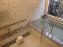 温泉 小浴場