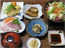 ビジネスプラン 夕食例