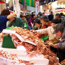 ◆近江町市場◆