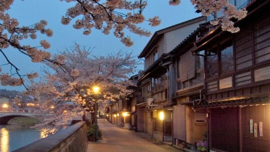 ◆主計町茶屋街◆