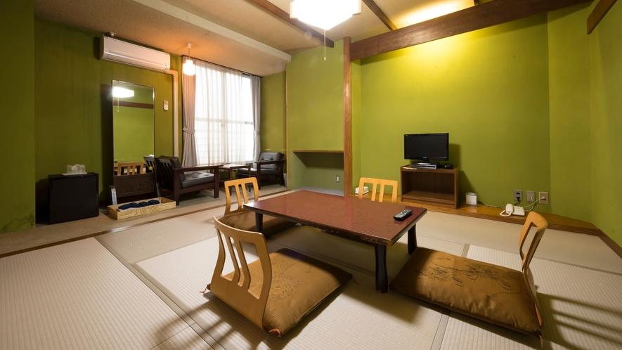 【旧館和室:禁煙】ご家族でのんびり畳のお部屋で過ごしたい方はこちら♪