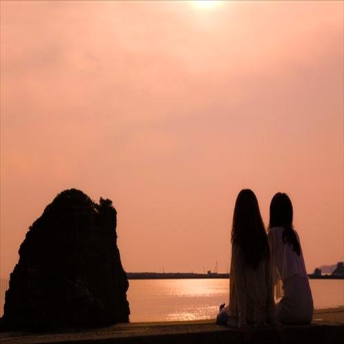 ◆稲佐の浜①