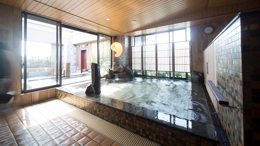 ◆【男性】内風呂(水温40~41℃)