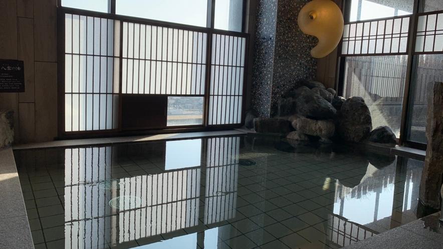 ◆【女性】内風呂(水温40~41℃)