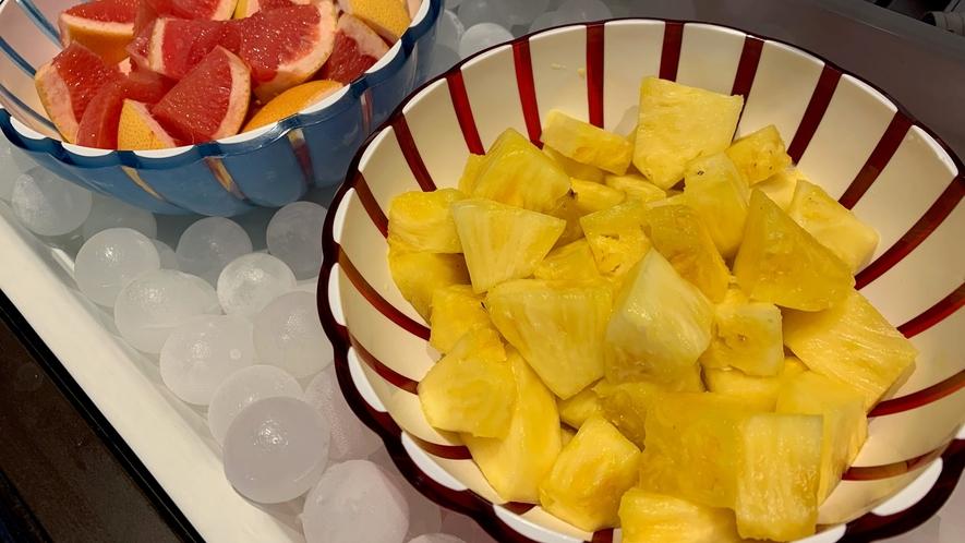 ◆各種のフルーツ