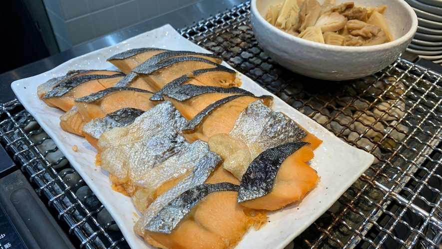 ◆和食と言ったら魚ですよね