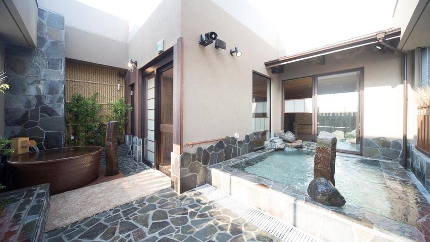 ◆【女性】露天風呂(水温41~42℃)