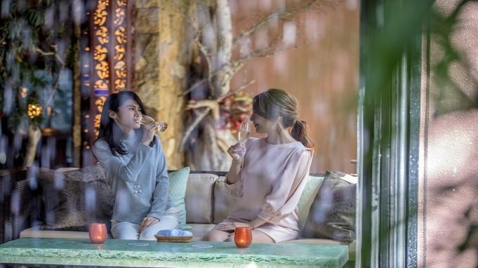 【女子旅プラン】女性限定の特典がいっぱい☆バリと和の融合で贅沢STAY♪