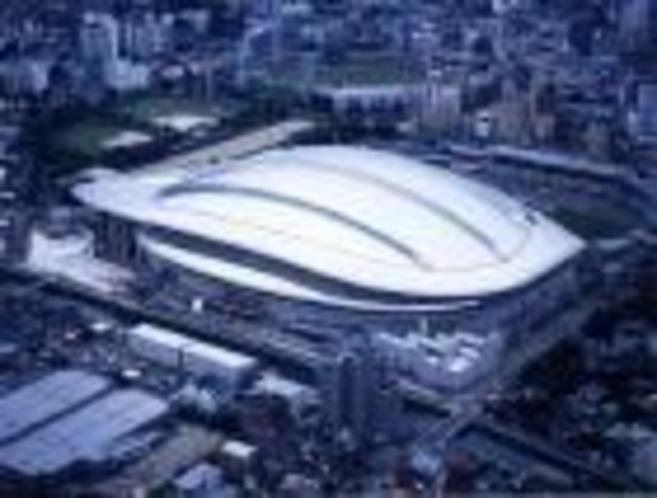 メディアドーム。小倉競輪。コンサート・イベントも行われる。