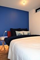 ファミリースイートtype 寝室