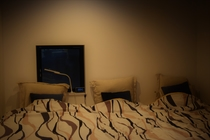 chic&modern type ベッドルーム