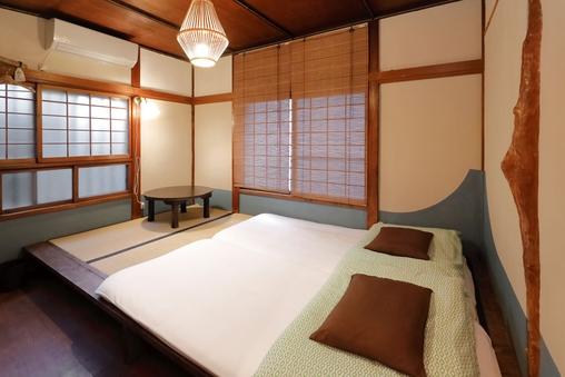 【個室】小上がりのあるモダンな和洋室