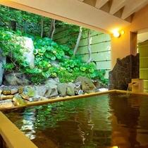 【瑞穂の湯◆露天の槙風呂】