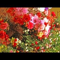 飾ってあるお花