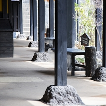 *【施設一例】木目調で統一された優しい雰囲気の内装。。