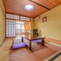 *【客室】和室6~10畳のお部屋をご人数に応じてご用意致します。