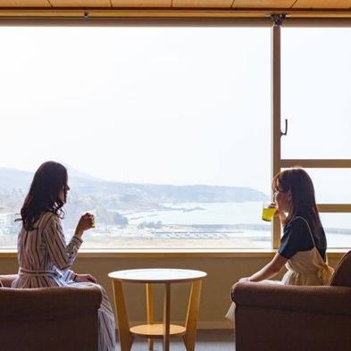 【1日2部屋限定】日本海の絶景を臨む最上階&12時レイトチェックアウト ◎心満たされる至福の旅を