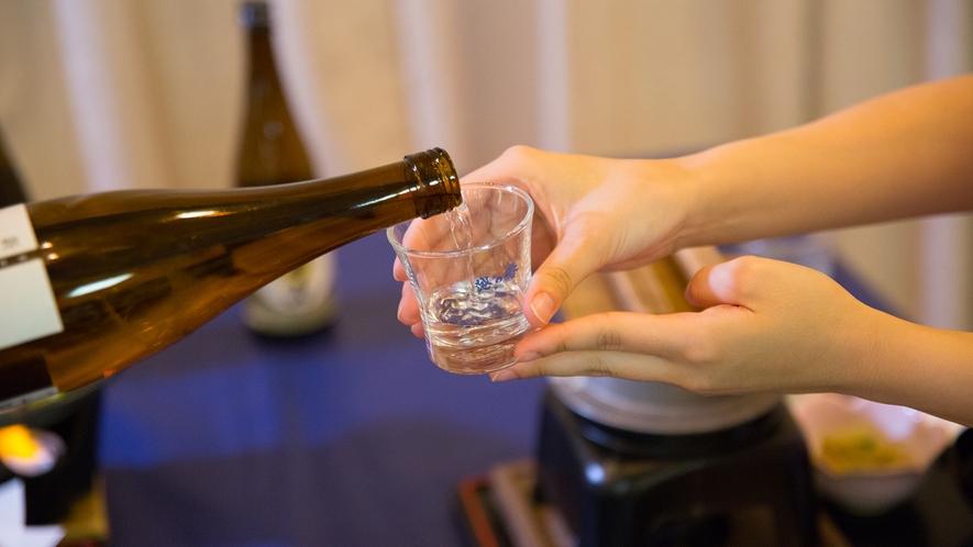 日本酒も最高!!
