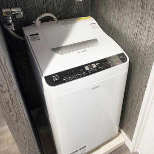 ★全室洗濯機・電子レンジ完備
