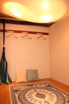 4人部屋 共用トイレ・バスルーム