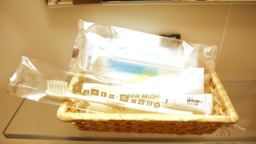 【アメニティ】浴衣・タオル・歯ブラシなどはご用意しております。